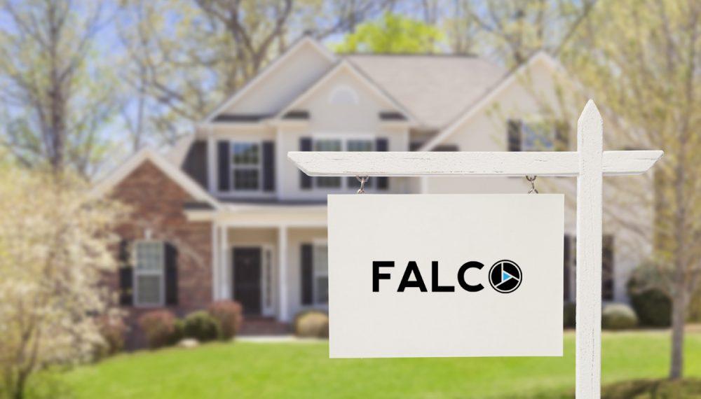falco Real Estate Signage